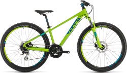 Велосипед Cube ACID 260 DISC green-blue