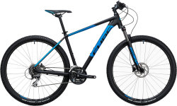 Велосипед Cube AIM RACE 27.5 black-blue