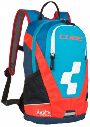 Рюкзак Cube RUCKSACK JUNIOR blue-flashred