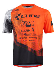 Веломайка Cube EDGE ROUND NECK X ACTION TEAM
