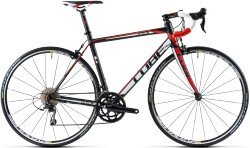 Велосипед Cube PELOTON RACE black-red