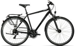 Велосипед Cube TOURING black-grey-white