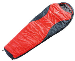 Спальник Deuter DREAM LITE 350 L left fire-midnight