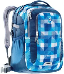Рюкзак Deuter GIGANT blue-arrowcheck