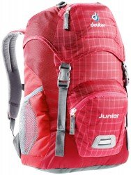 Рюкзак Deuter JUNIOR raspberry-check