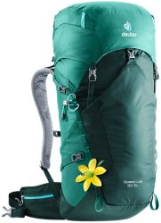 Велосипедный рюкзак Deuter SPEED LITE SL 30 forest-alpinegreen