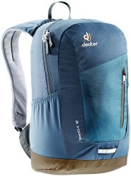 Рюкзак Deuter STEPOUT 12 arctic-midnight