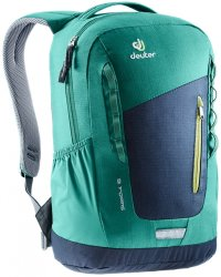 Рюкзак Deuter STEPOUT 16 navy-alpinegreen