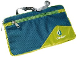 Сумка Deuter WASH BAG LITE II moss-arctic