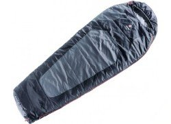 Спальник Deuter DREAM LITE 500 left black grey