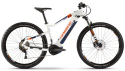 Электровелосипед Haibike SDURO HardNine 5.0 i500Wh white/orange/blue