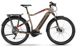 Электровелосипед Haibike SDURO Trekking 4.0 i500Wh sand/black/red