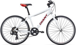 Велосипед Giant ESCAPE JR 24 white