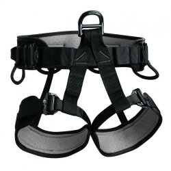 Система Petzl Falcon black