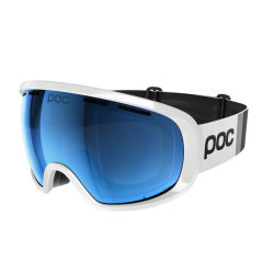Маска горнолыжная POC Fovea Clarity Comp (Hydrogen White/Spektris Blue)