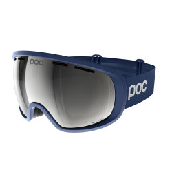 Маска горнолыжная POC Fovea Clarity Comp AD (Lead Blue/Spektris Silver)