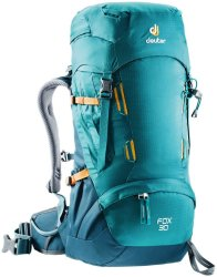 Рюкзак Deuter Fox 30 petrol-arctic (3325)