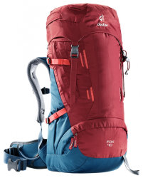 Рюкзак Deuter Fox 40 cranberry-steel (5316)