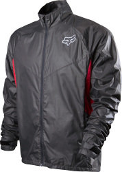 Велокуртка FOX DAWN PATROL JACKET charcoal