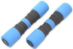 Гантель Lifesport Dumbbell Iron+Foam 1X1Kg