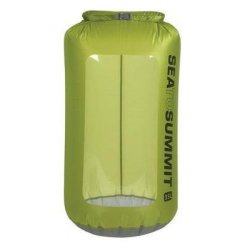 Гермочехол Sea to summit Ultra-Sil View Dry Sack Green, 13 L