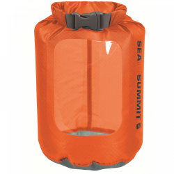 Гермочехол Sea to summit Ultra-Sil View Dry Sack Orange, 2 L
