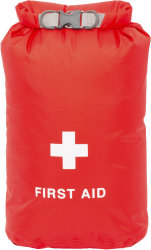 Гермомешок Exped Fold Drybag First Aid M red