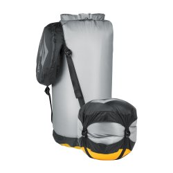 Гермомешок Sea to Summit Nylon Compression Dry Sack компрессионный Grey, S