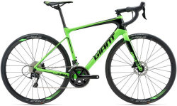 Велосипед Giant DEFY ADVANCED 2 neon green