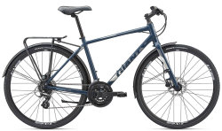 Велосипед Giant ESCAPE 2 CITY DISK dark-blue