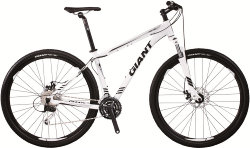 Велосипед Giant REVEL 1 29 matt white-silver