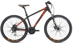Велосипед Giant RINCON DISC 27.5 black-orange