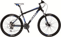 Велосипед Giant RINCON DISC 26 black-blue