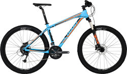 Велосипед Giant TALON 3 LTD 27.5 blue-black-orange