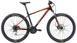 Велосипед Giant TALON 3 29 black-red