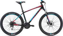 Велосипед Giant TALON 3 27,5 black-blue