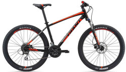 Велосипед Giant TALON 3 27,5 black-red