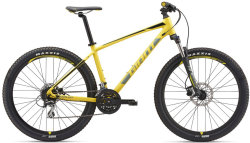 Велосипед Giant TALON 3 27.5 lemon yellow