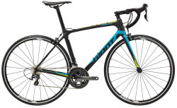 Велосипед Giant TCR ADVANCED 3 black