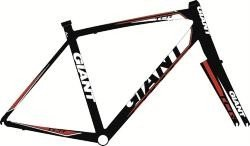 Рама Giant TCR black-red-white