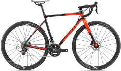 Велосипед Giant TCX SLR 2 black-red
