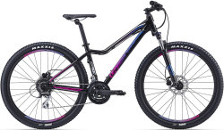 Велосипед Giant TEMPT 4 27.5 black