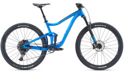 Велосипед Giant TRANCE 2 29 metallic blue