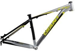 Рама Giant XTC 29er black-silver-yellow