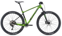 Велосипед Giant XTC ADVANCED 27.5+ 3 metall green