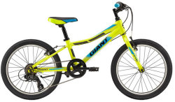 Велосипед Giant XTC JR 20 LITE yellow