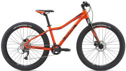 Велосипед Giant XTC JR 26+ orange-black