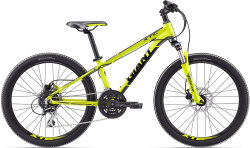 Велосипед Giant XtC SL JR 24 green