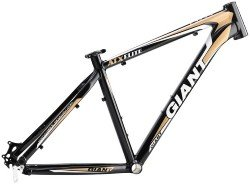 Рама Giant ATX ELITE black gold
