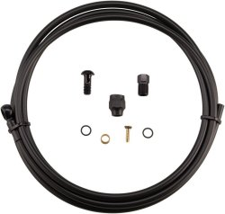 Гидролиния TRP TRP 2000mm Hose Kit Black